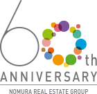 60th ANNIVERSARY NOMURA REAL ESTATE GROUP